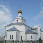 храм свт. Тихона Задонского Глубокского Березвечского Свято-Михайловского женского монастыря